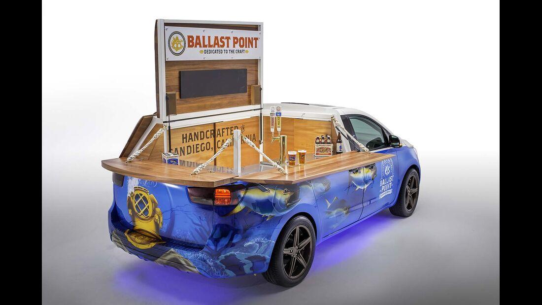 2014 SEMA Show Ballast Point Sedona SX Limited
