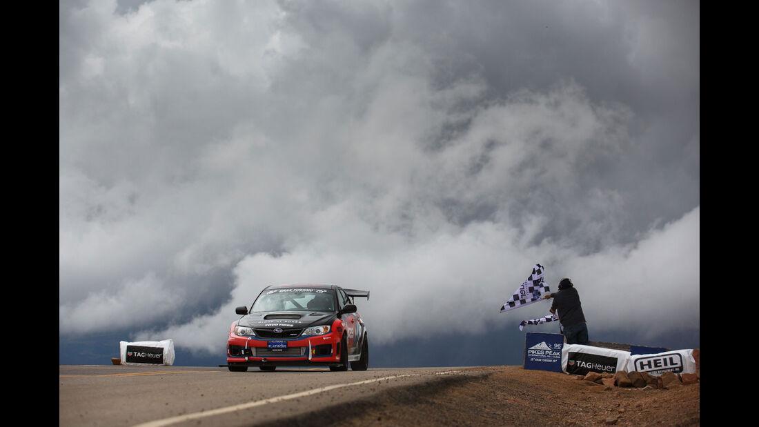 2014 Subaru WRX STI - Impressionen - Pikes Peak 2018 - Bergrennen