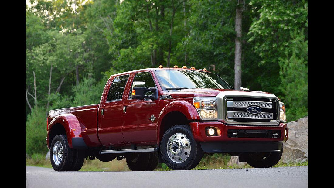 2015 Ford F-Series Super Duty Pickup