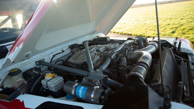 2015er Bowler Pennine V6 110 Prototype