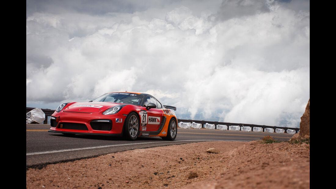 2016 Porsche Cayman GT4 Clubsport - Impressionen - Pikes Peak 2018 - Bergrennen