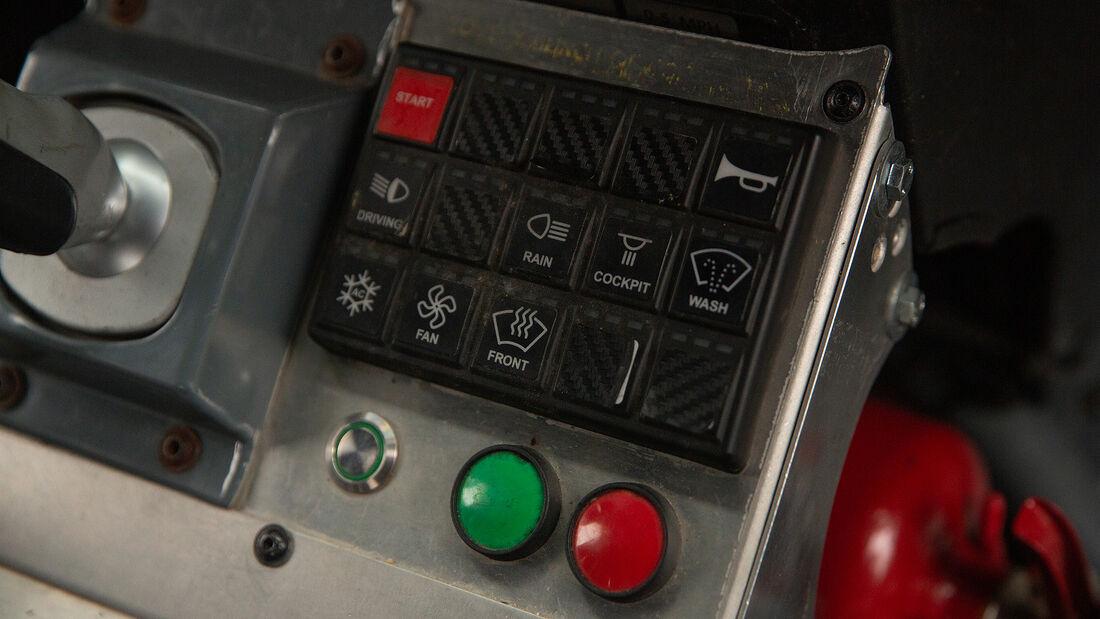 "2016er Bowler CSP V8 Prototype ""P1"""