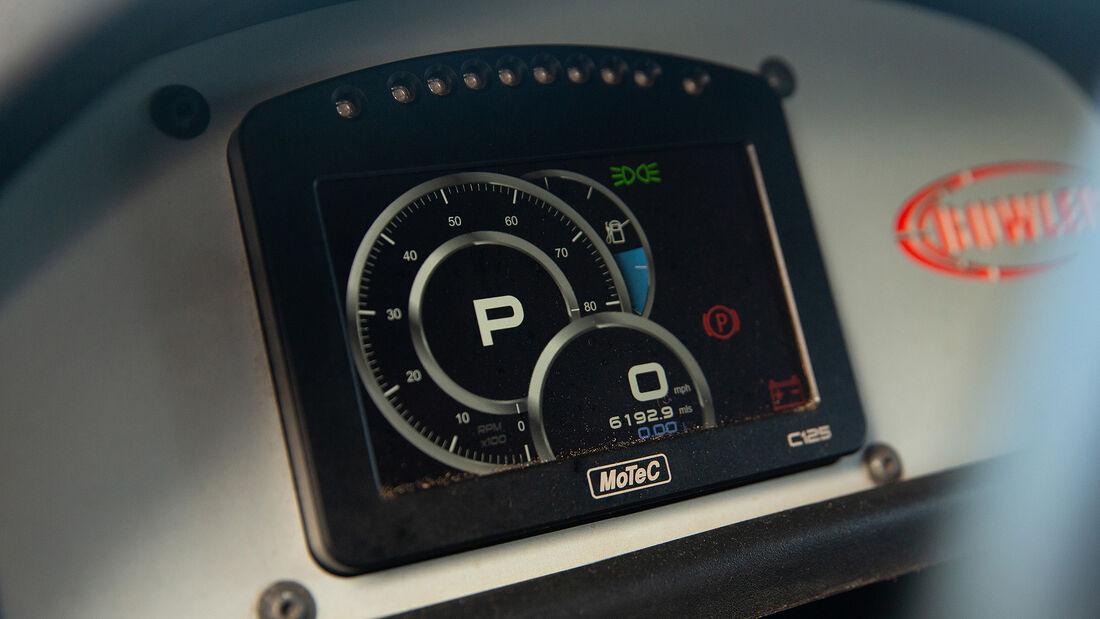 "2016er Bowler CSP V8 Prototype ""P2"""