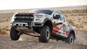 2017 Ford F-150 Raptor race truck
