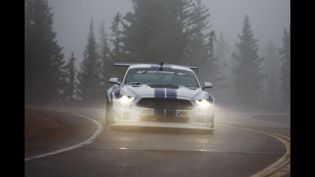 2017 Ford Mustang GT - Impressionen - Pikes Peak 2018 - Bergrennen