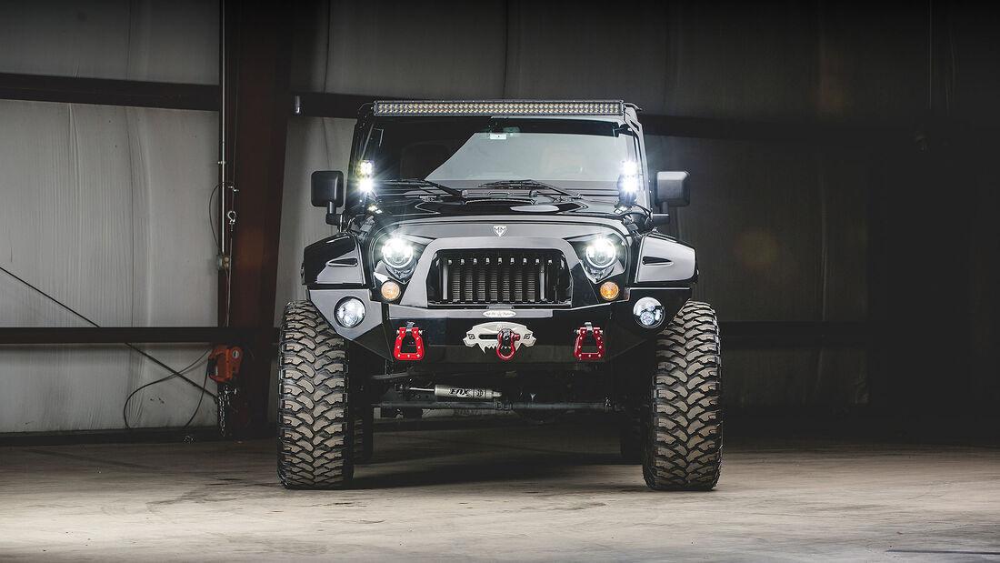 2017 Jeep Wrangler Custom