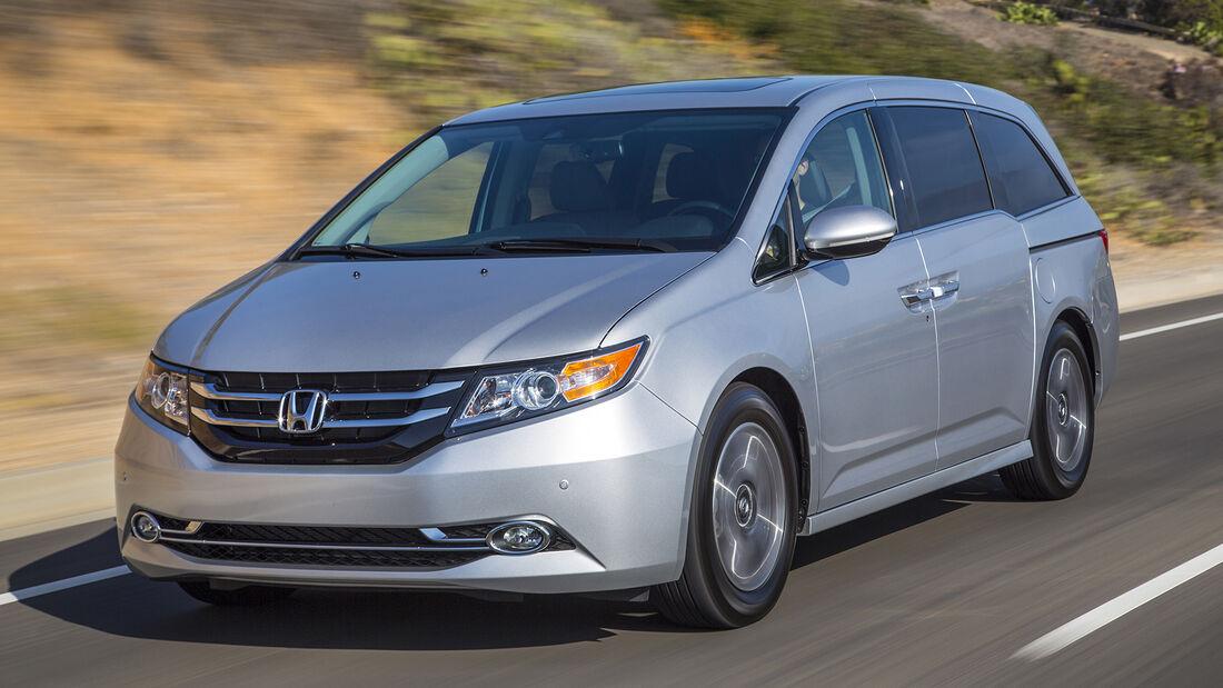 2017er Honda Odyssey (4. Generation)