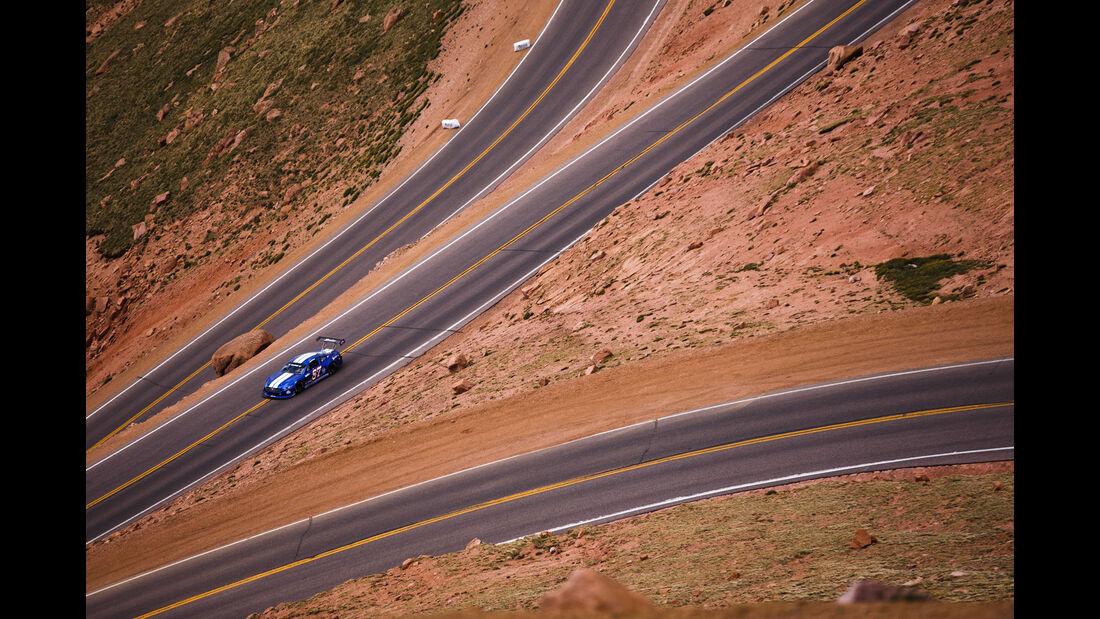 2018 Ford Mustang GT - Impressionen - Pikes Peak 2018 - Bergrennen