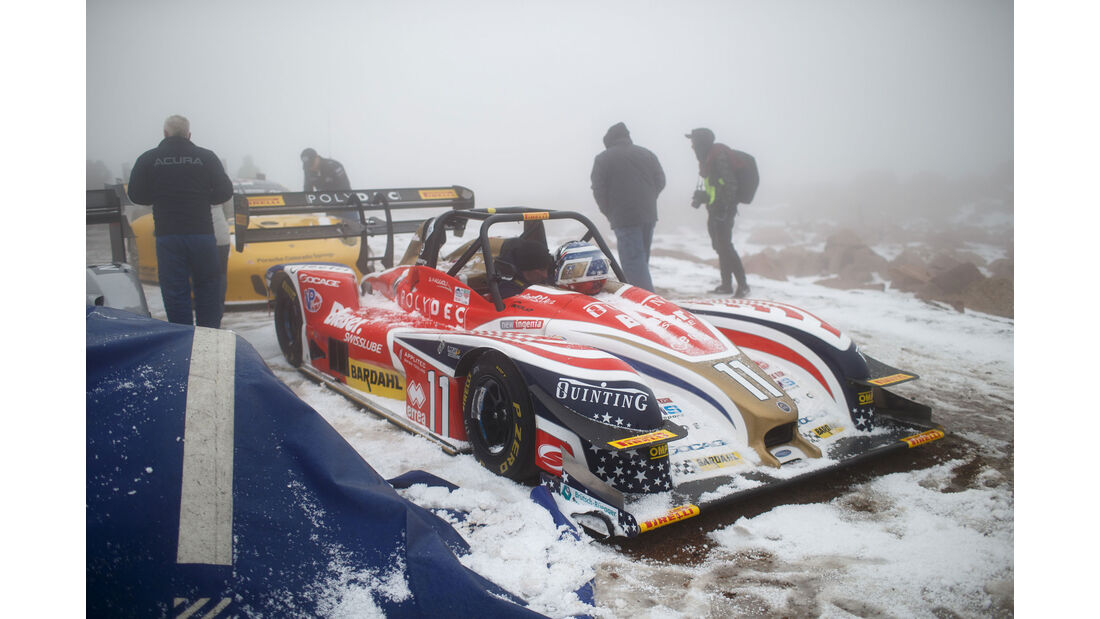 2018 Norma M20 SF PKP - Impressionen - Pikes Peak 2018 - Bergrenne
