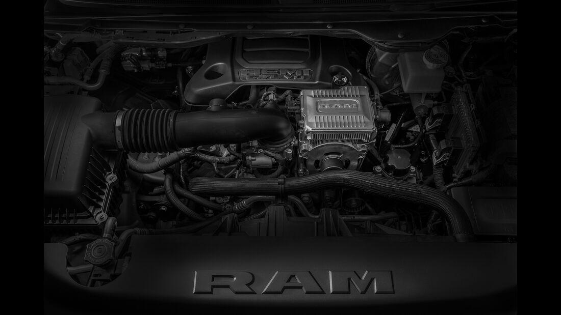 2019 Ram 1500 5.7-liter HEMI eTorque