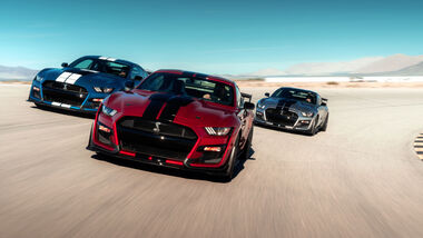 2020 Ford Mustang Shelby GT500 - Muscle Car - Carbon Fiber Track Package