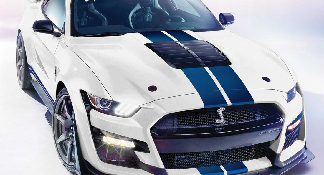 2020 Ford Mustang Shelby GT500 Venom Hennessey Tuning