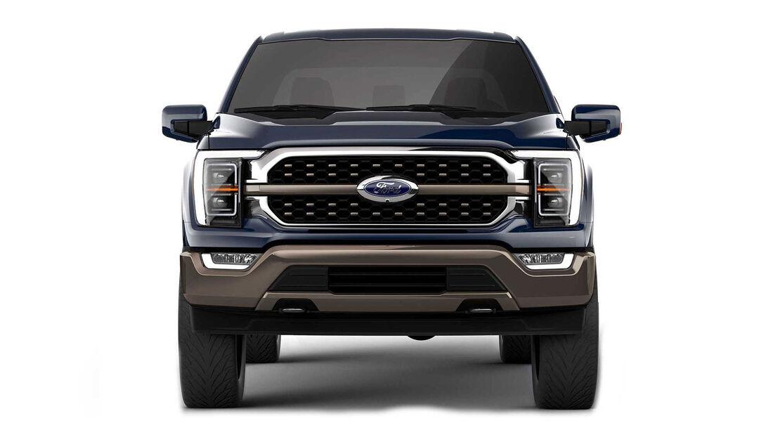 2021 Ford F-150 Pickup