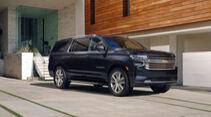 2022 Chevrolet Suburban High Country Facelift