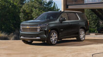 2022 Chevrolet Tahoe High Country Facelift