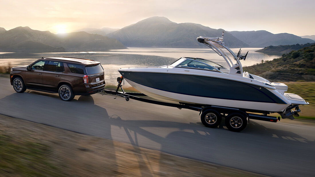 2022 Chevrolet Tahoe RST Facelift