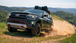 2022 Ford Expedition Timberline Series