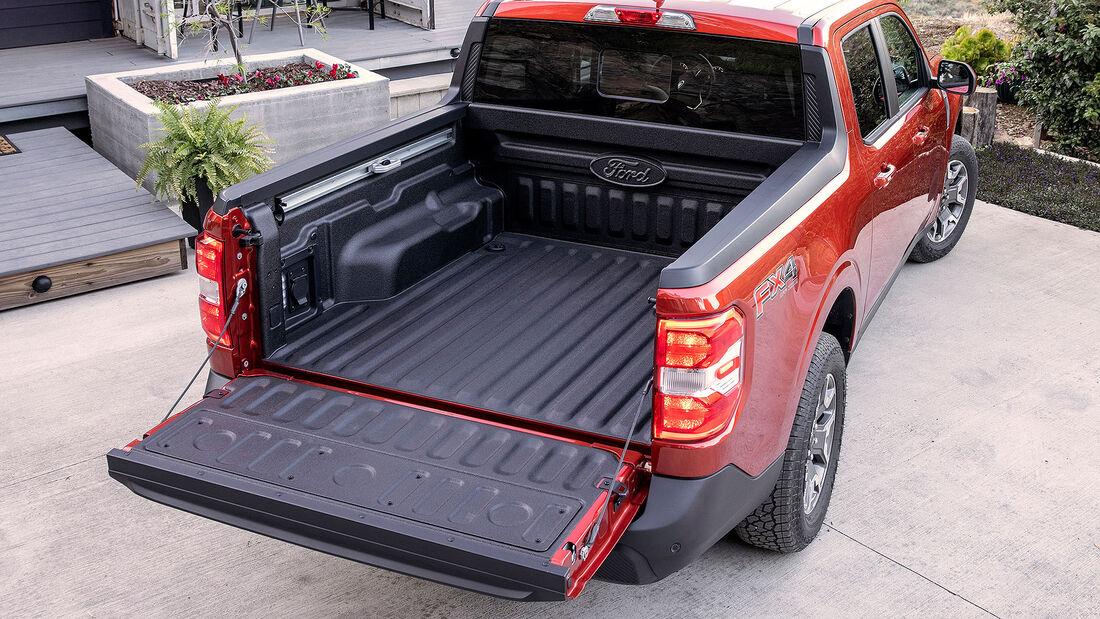 2022 Ford Maverick Kompakt-Pickup