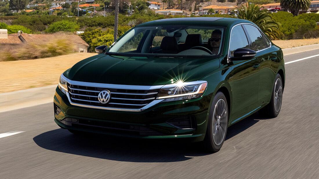2022 VW Passat Limited Edition USA