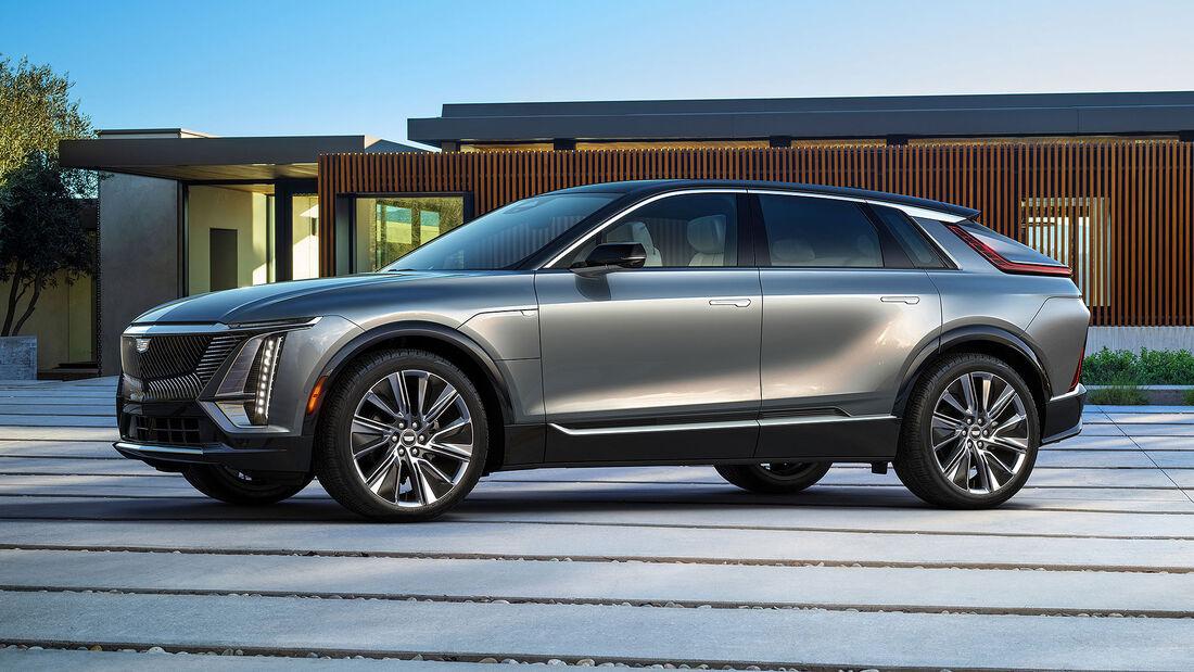 2023 Cadillac Lyriq Serienversion
