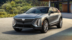 2023 Cadillac Lyriq Serienversion