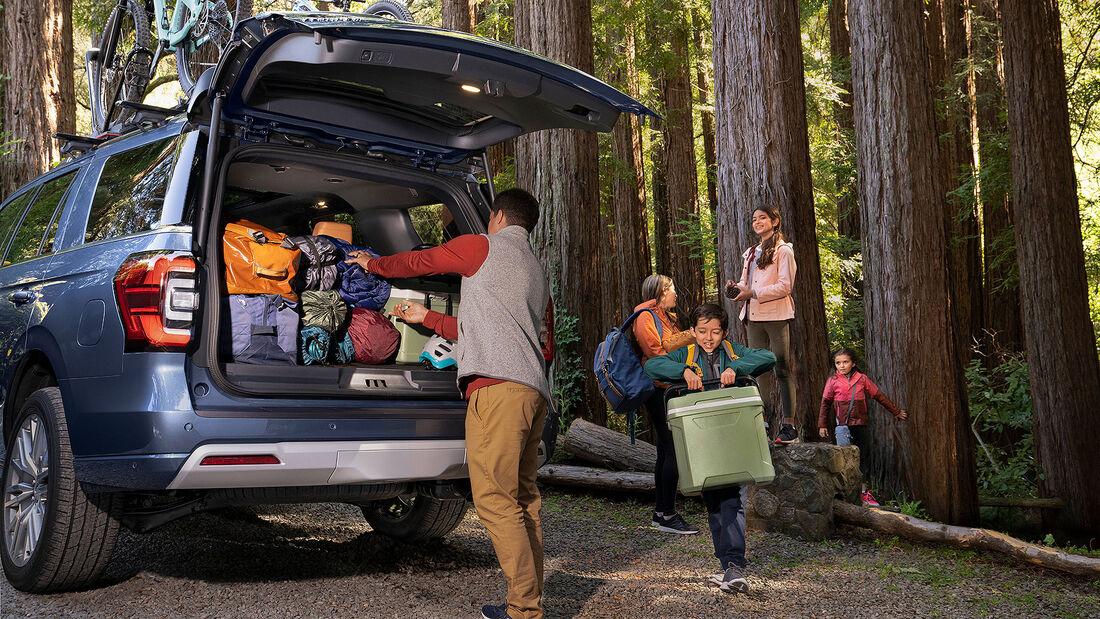2023 Ford Expedition Platinum