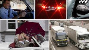 22 Dinge, die uns im Straßenverkehr aufregen, Collage, Teaser