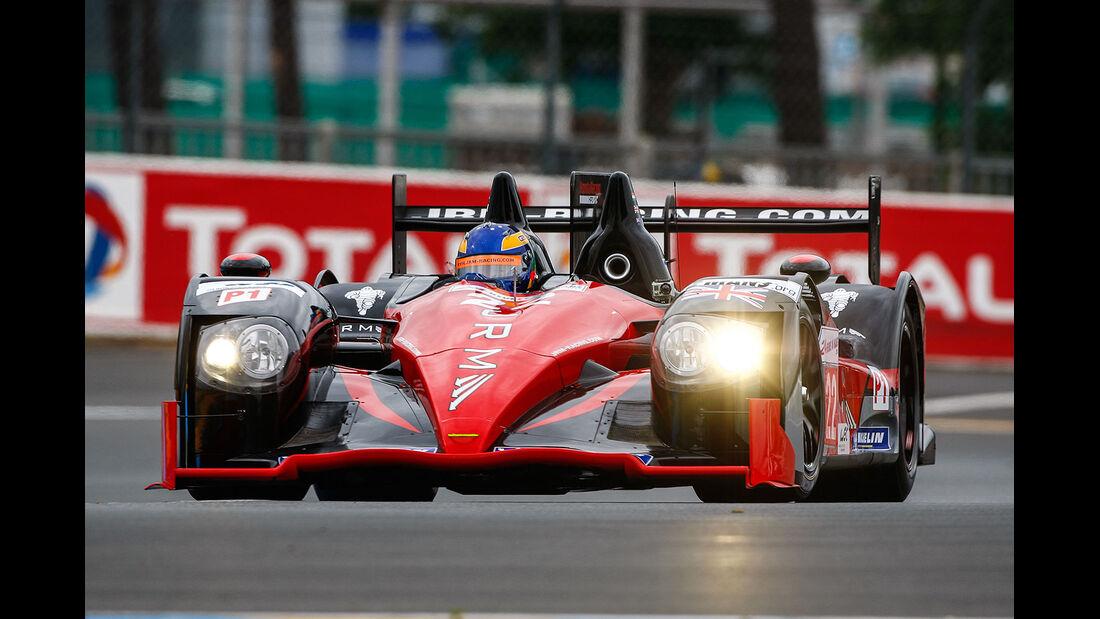 22-lmp1, 24h-Rennen LeMans 2012