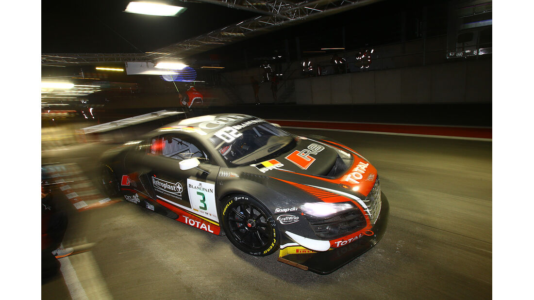 24 h Rennen Spa #3 Audi R8 LMS Ultra WRT