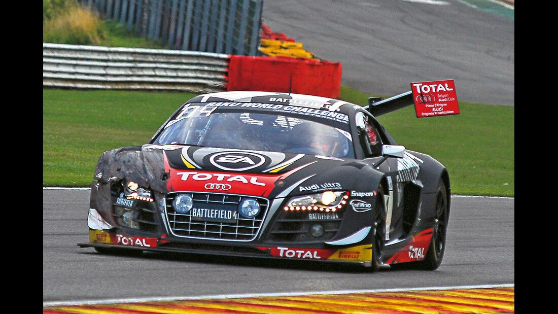 24 h Spa, Audi