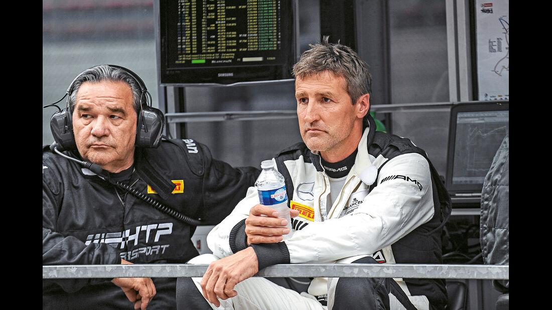 24 h Spa, Bernd Schneider