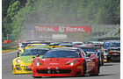 24 h Spa, Ferrari