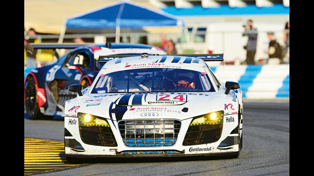 24h Daytona, Audi