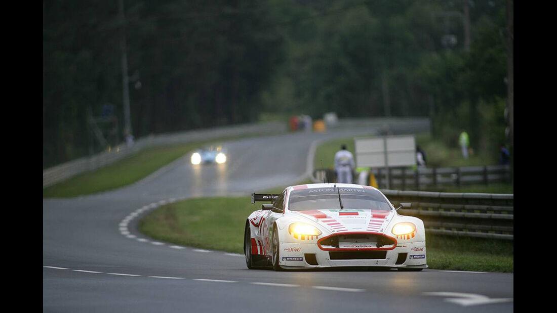 24h Le Mans 2010 Aston Martin