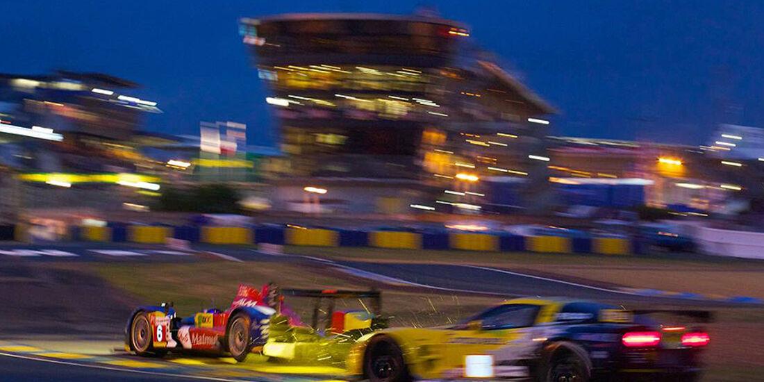 24h Le Mans 2010 Corvette