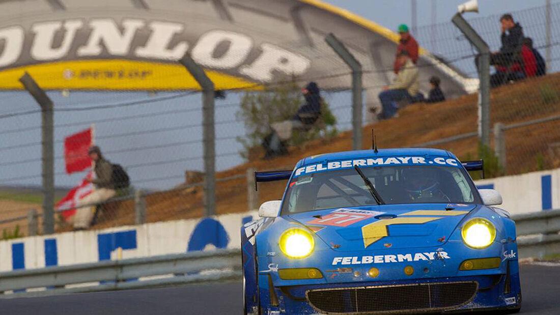 24h Le Mans 2010 Porsche 911 Felbermayr