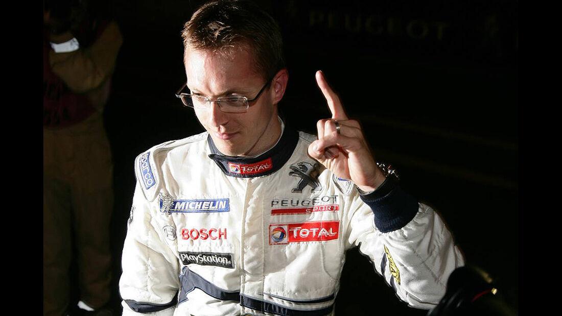 24h Le Mans 2010 Sebastien Bourdais