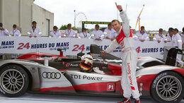 24h Le Mans 2010 Timo Bernhard
