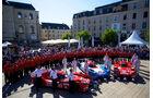 24h Le Mans 2015 - Scrutineering - Technische Abnahme - Nissan GT-R LM Nismo