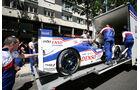 24h Le Mans 2015 - Scrutineering - Technische Abnahme - Toyota TS040 Hybrid