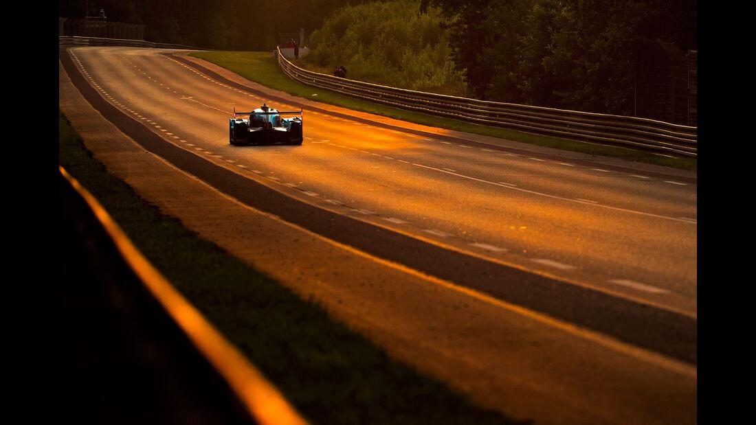 24h Le Mans 2018 - Sportwagen-WM