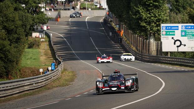 24h Le Mans 2021 - Jota Oreca 07 Gibson - Startnummer #38