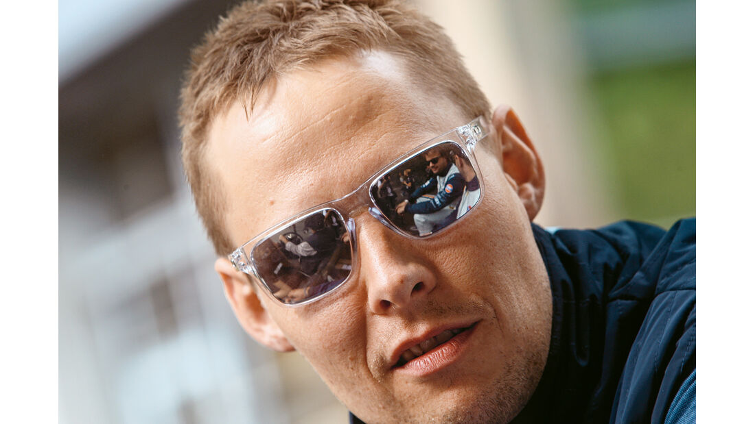 24h Le Mans, Allan Simonsen