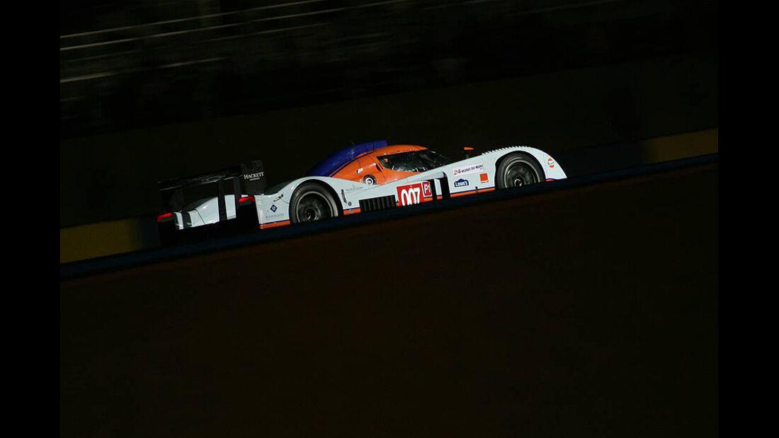 24h Le Mans Aston Martin