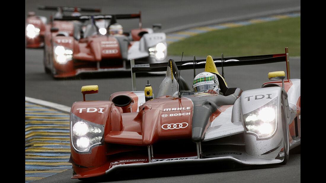 24h Le Mans Audi R15