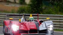 24h Le Mans Audi R15 TDI