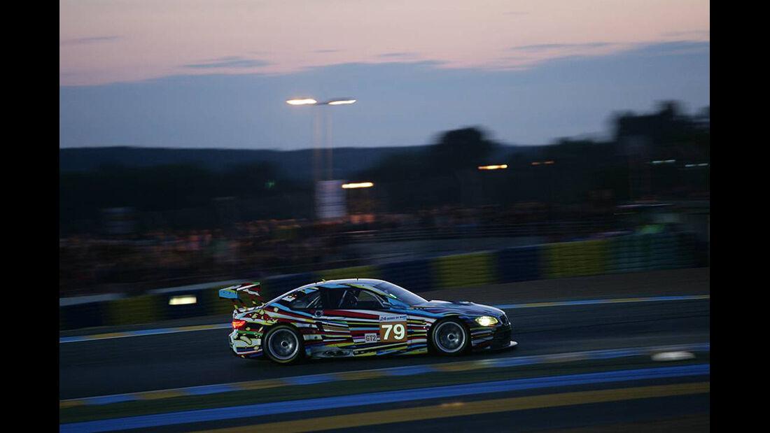 24h Le Mans BMW Art Car