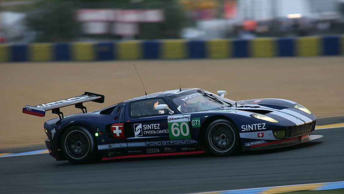 24h Le Mans Ford GT