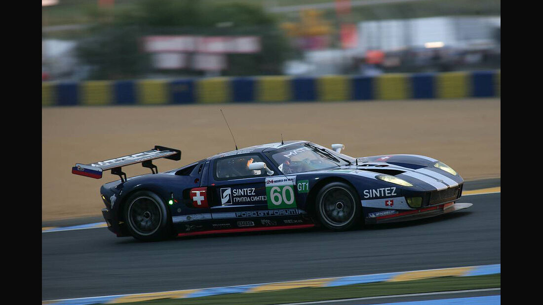 24h Le Mans Ford GT