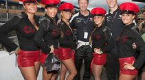 24h Le Mans Grid Girls